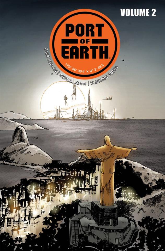 Port of Earth Vol. 2