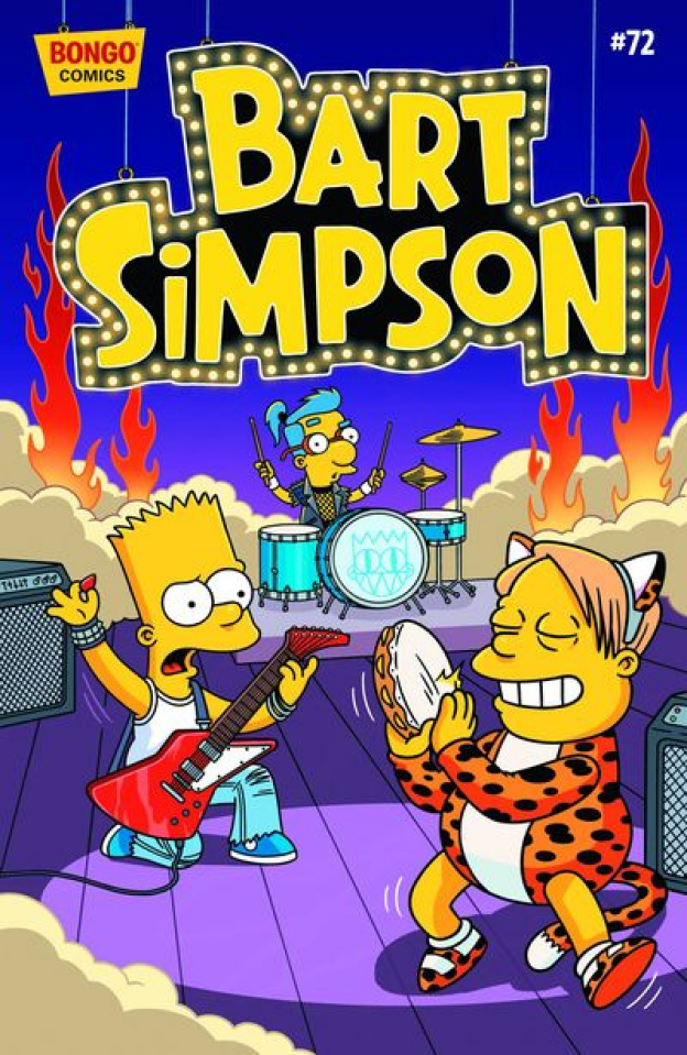 Bart Simpson Comics #72