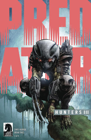 Predator: Hunters III #3 (Thies Cover)