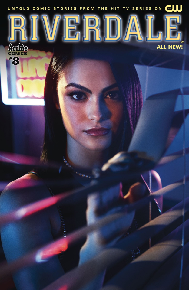 Riverdale #8 (CW Veronica Photo Cover)