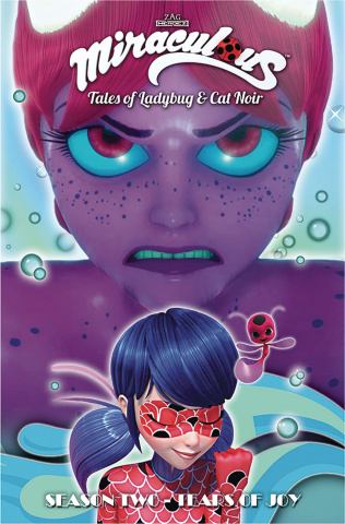 Miraculous: Tales of Ladybug and Cat Noir: Tears of Joy