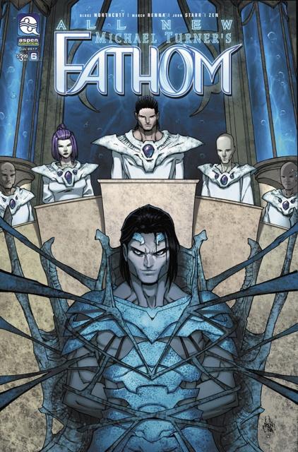 All New Fathom #6 (Renna Cover)