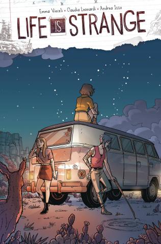 Life is Strange: Partners in Time #3 (Leonardi Cover)