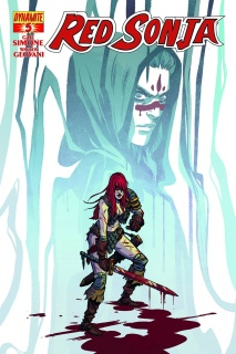 Red Sonja #5 (Cloonan Cover)