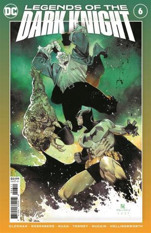Legends of the Dark Knight #6 (Dike Ruan Cover)