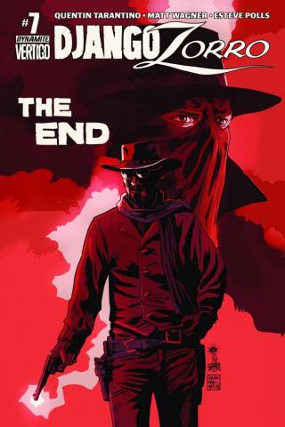Django / Zorro #7 (Francavilla Cover)
