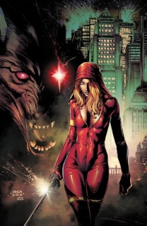 Grimm Fairy Tales #1 (Finch Cover)