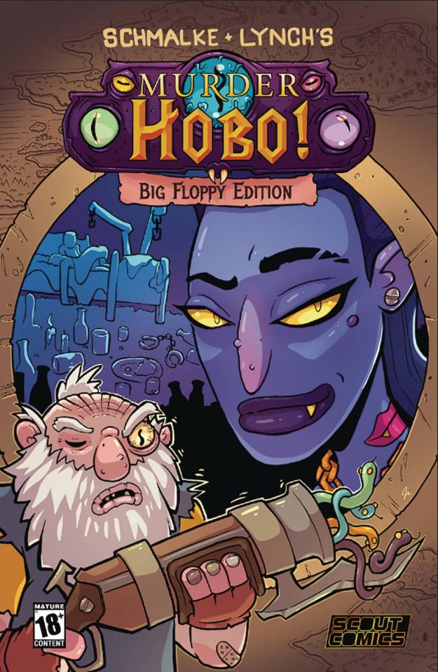 Murder Hobo! (Big Floppy Edition)