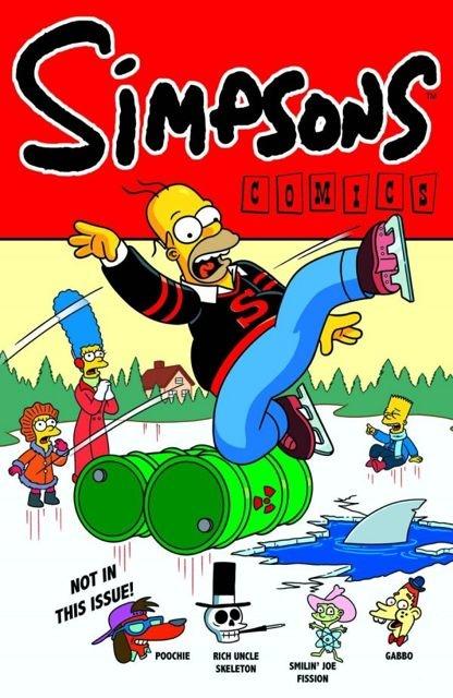 Simpsons Comics #183