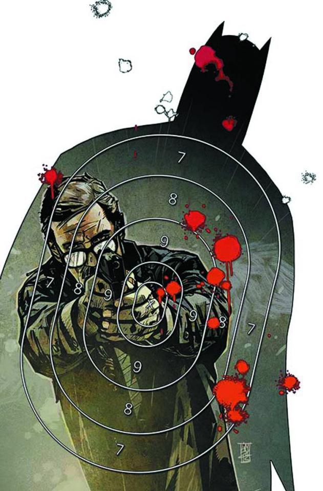 Batman: The Dark Knight #22