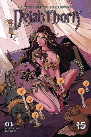 Dejah Thoris #3 (Anwar Cover)