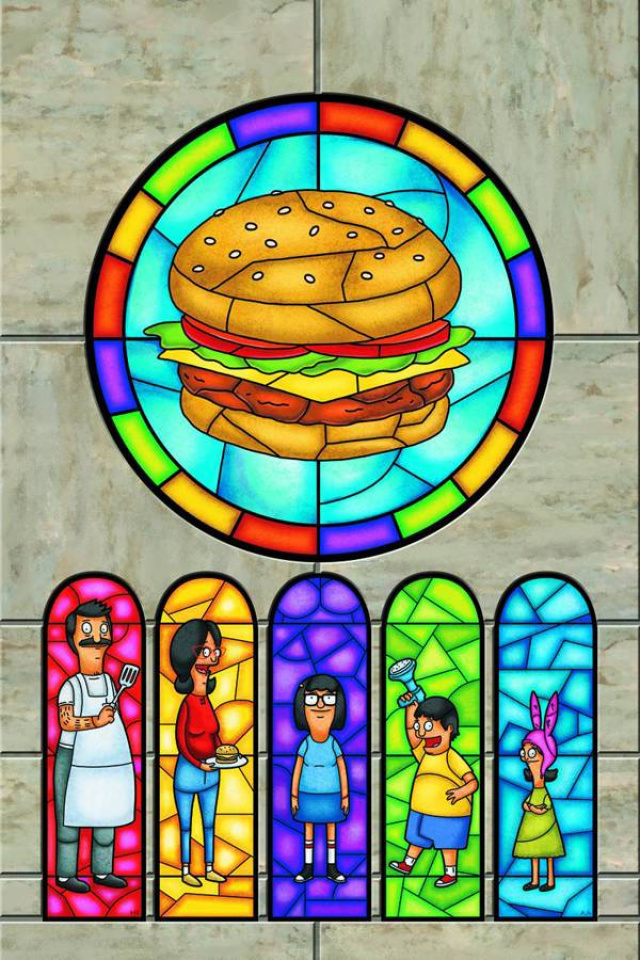 Bob's Burgers #4 (25 Copy Umbleby Virgin Cover)
