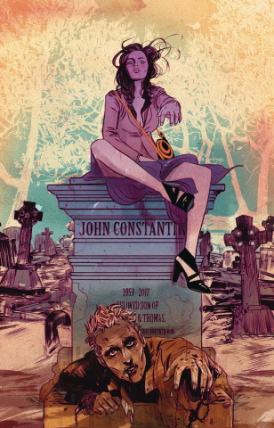 Hellblazer Vol. 2: The Smokeless Fire (Rebirth)