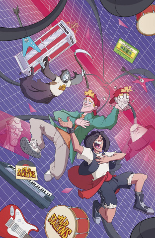 Bill & Ted's Most Triumphant Return #6 (20 Copy Murphy Cover)