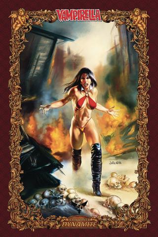 Vengeance of Vampirella #6 (60 Copy Bell Icon Cover)