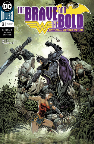 The Brave & The Bold: Batman & Wonder Woman #3
