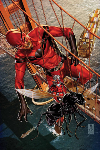 Astonishing Ant-Man #6