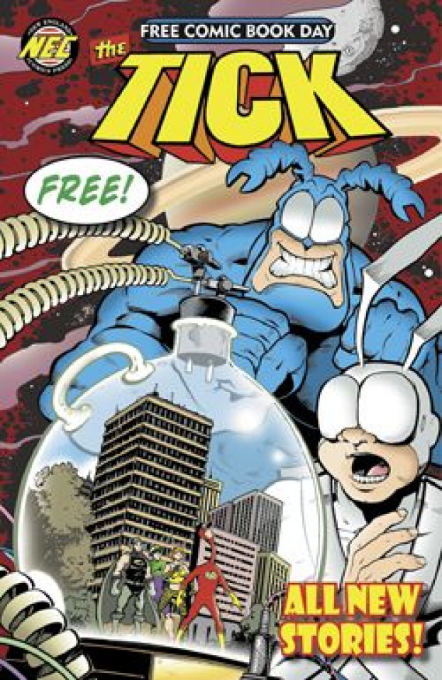 The Tick (Free Comic Book Day 2014)