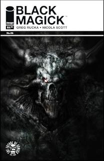 Black Magick #6 (Sharpe Cover)