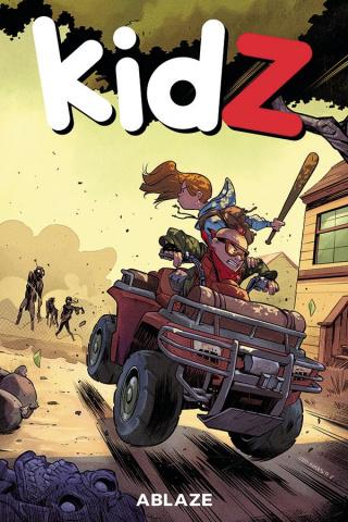 Kidz #2 (Cristobal Cover)