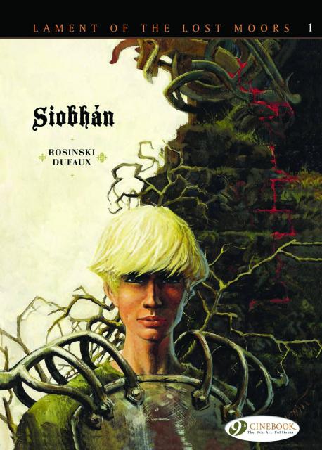 Lament of the Lost Moors Vol. 1: Siobhan
