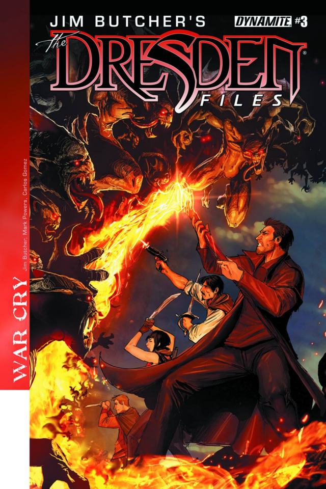 The Dresden Files: War Cry #3