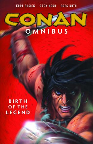 Conan Vol. 1: Birth of the Legend (Omnibus)
