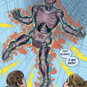 X-Ray Robot #3 (Allred Cover)