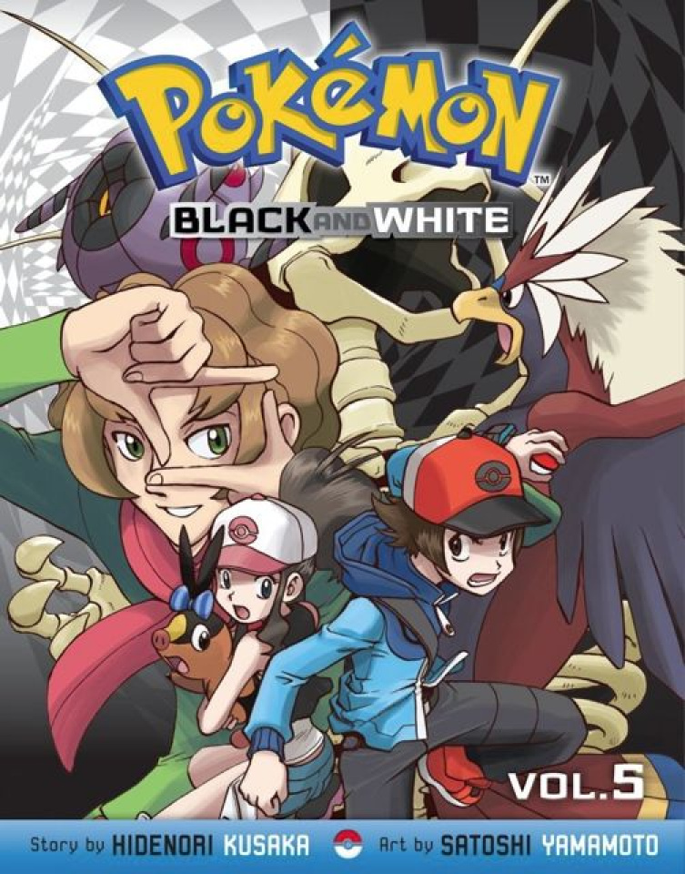 Pokemon: Black & White Vol. 5