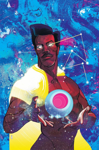 Cave Carson Has An Interstellar Eye #1 (Variant Cover)