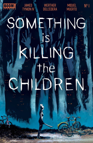 Something Is Killing the Children #1 (Dell'edera Cover)