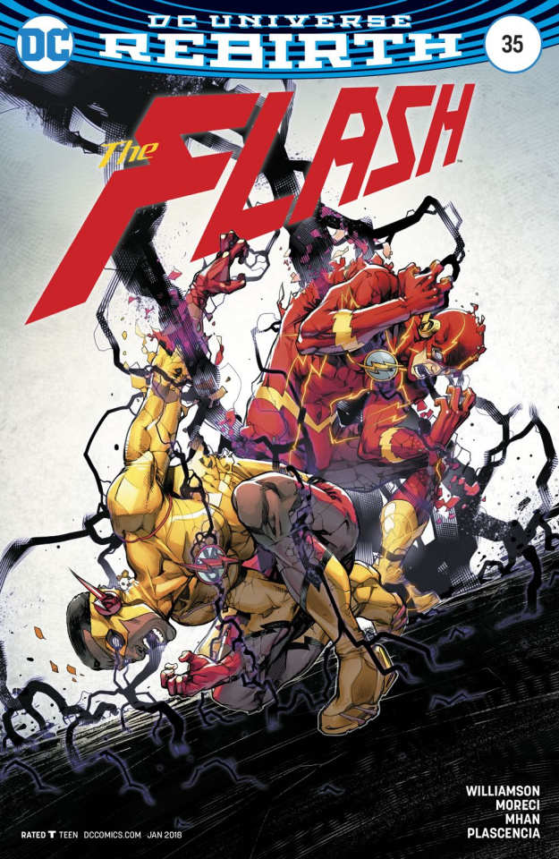 The Flash #35 (Variant Cover)