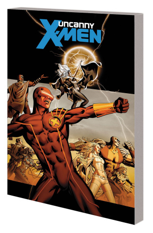 Uncanny X-Men by Kieron Gillen Vol. 1 (Complete Collection)