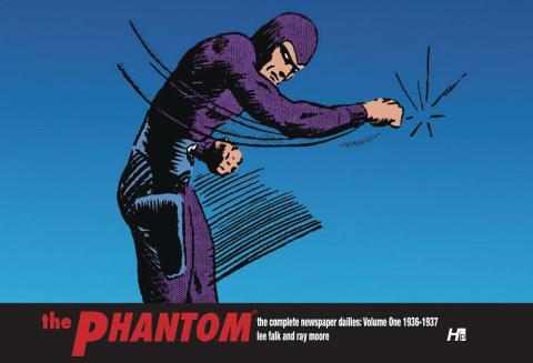 The Phantom: The Complete Newspaper Dailies Vol. 1: 1936-1937