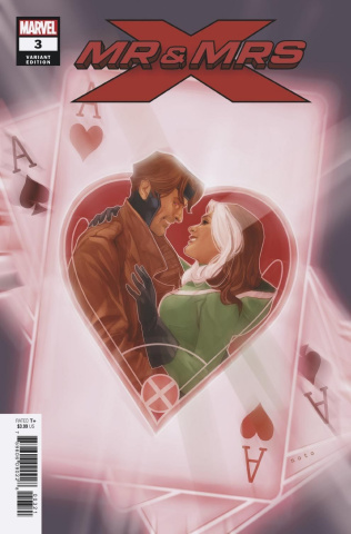 Mr. & Mrs. X #3 (Noto Cover)