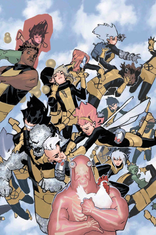 Age of X-Man: NextGen #3