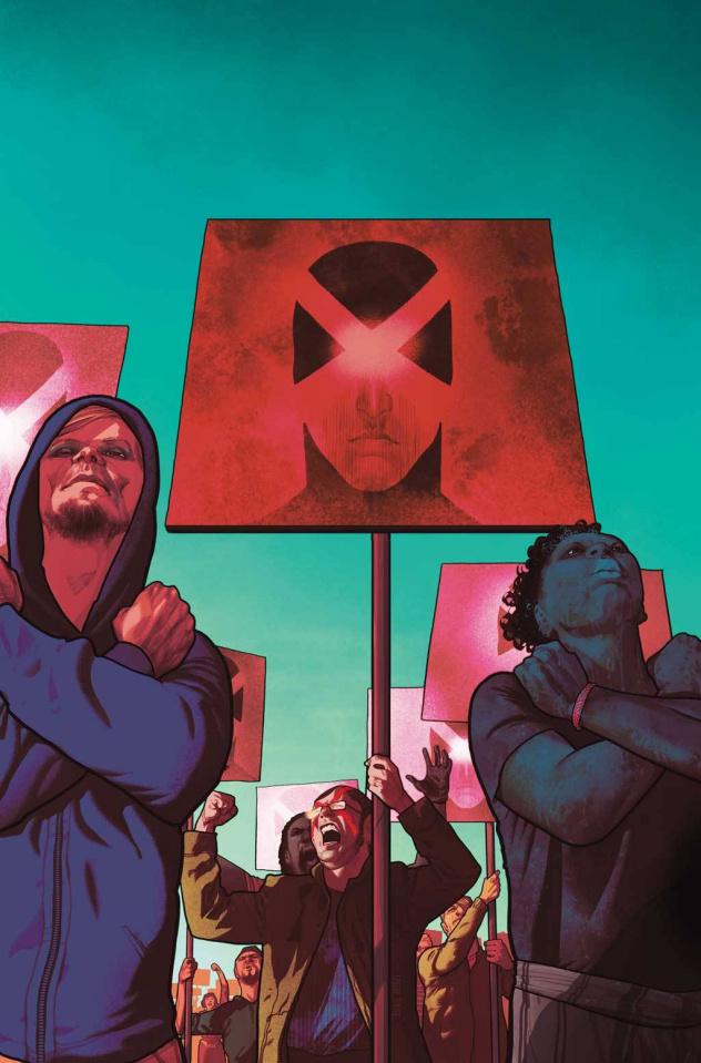 Uncanny X-Men #2 (Irving Cover)