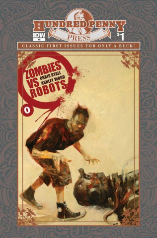 Zombies vs. Robots #1 (100 Penny Press Ed.)