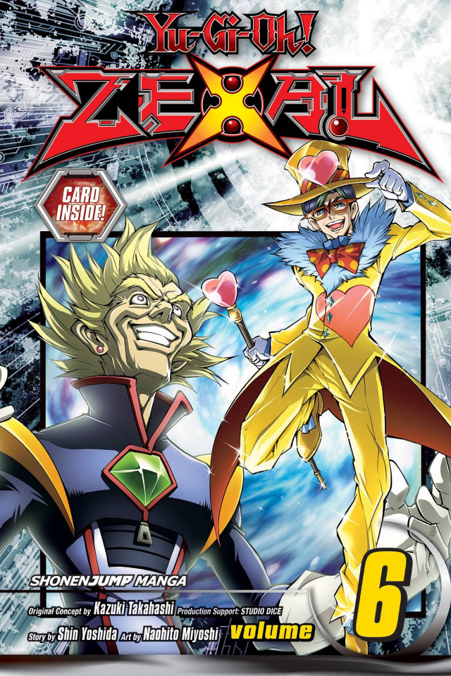 Yu-Gi-Oh!: Zexal Vol. 6