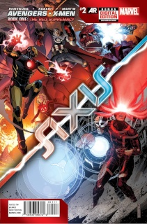 Avengers and X-Men: AXIS #2