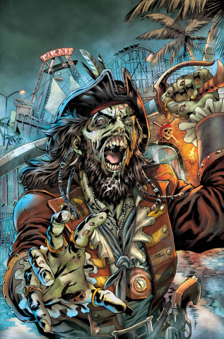 Tales of Terror Quarterly 2021 Halloween Special (Vitorino Cover)
