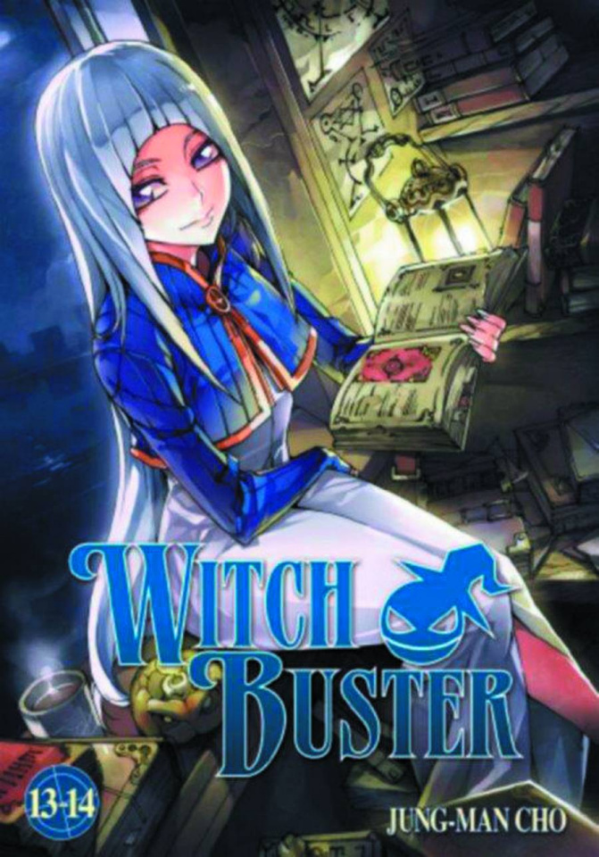 Witch Buster Books 13 & 14