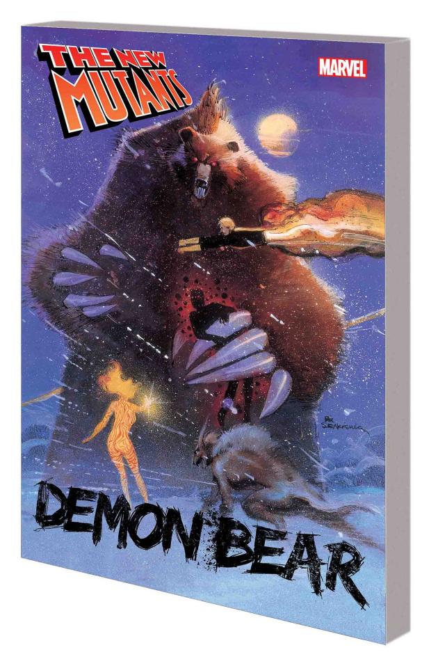 The New Mutants: Demon Bear
