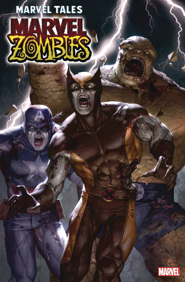 Original Marvel Zombies: Marvel Tales #1