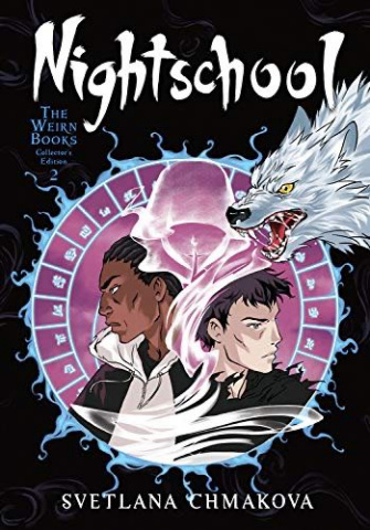 Nightschool: The Weirn Books Collector's Edition Vol. 2