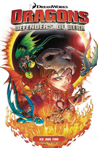 Dragons: Defenders of Berk Vol. 1