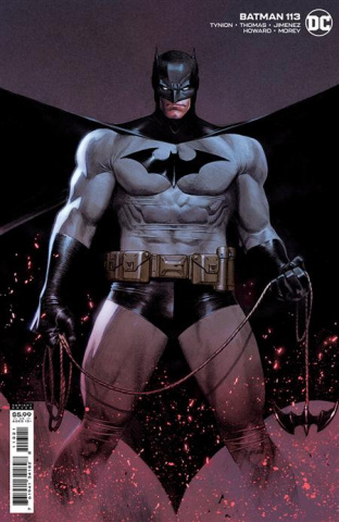 Batman #113 (Jorge Molina Card Stock Cover)