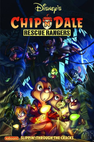 Chip 'N' Dale Rescue Rangers: Slippin Through the Cracks