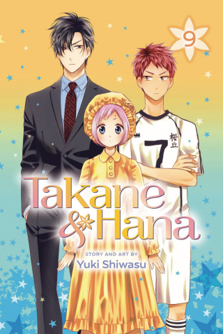 Takane & Hana Vol. 9
