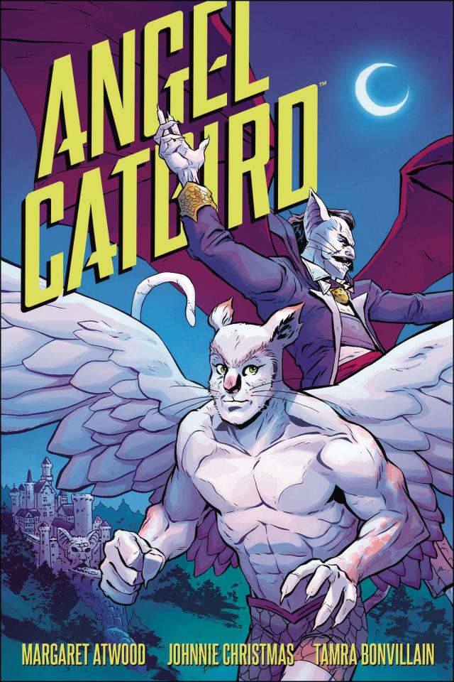 Angel Catbird Vol. 2: Castle Catula